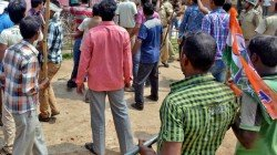 Tmc Workers Attack By Goons In Burdwan Mangal Kor