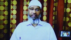 Malaysian Police Barred Zakir Naik From Delivering Public Speeches