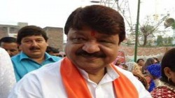 Bjp S Central Leader Kailash Vijayvargiya Alleged There Are Conspiracy To Kill Mukul Roy And Arjun S