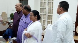 Omprakash Mishra Joins In Tmc Leaving Congress At Assembly