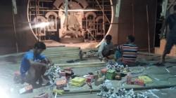 Durga Puja 2019 Kumartuli Park Has A Unique Theme This Yea
