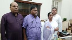Omprakash Mishra Got Siksha Ratna From West Bengal Govt After Joining Tmc