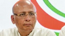 Abhishek Manu Singhvi Attacks Nirmala Sitharaman Questions Making India A 5 Trillion Dollar Economy