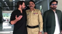 Former Pakistan Cricket Team Captain Afridi Becoming The Country S Next Prime Minister
