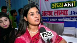Rebel Aap Mla Alka Lamba Quits Party What She Says On Twitter