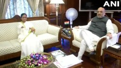 First Time Meet After He Has Been Made Home Minister Mamata Says On Her Meeting With Amit Shah