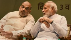 State Bjp Wants To Coating Amit Shah S Hindi Comments With Mother Language Day In West Bengal