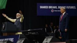 Howdy Modi Event In Huston President Trump Will Win 2020 Us Elections Predicts Pm Modi