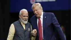 Howdy Modi Meeting In Huston Pm Modi Made A Veiled Attack Pakistan Terrorism Article 370 Abrogation