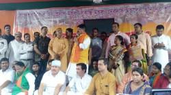 Bjp Mp Arjun Singh S Allegation Against Barrackpur Cp Manaj Verma As Conspiracy To Kill Him