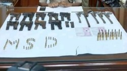 Fake Currency And Arms Recovered From Murshidabad