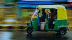 Auto Driver From Odisha Failed To Give Fine Under New Motor Vehicles Act