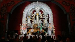 Bagbazar Sarbojanin Durga Puja 2019 Tradition At Its Best