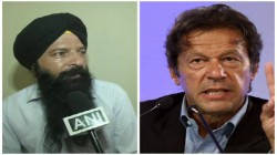 Imran Khan S Party S Former Mla Seeks Political Asylum In India