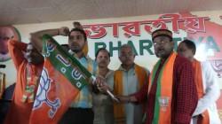 Jhargram Royal Family Member Bikram Malladev Joins Bjp