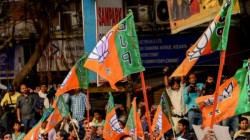 Chief Minister Herself Is A Antisocial Claims Bjp Leader Raju Banerjee