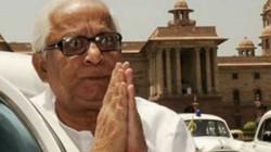 Buddhadev Bhattachariya Is Seriously Ill And Admitted In Hospital
