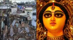 Durga Puja Also Been Organised This Year At Sankrapara In Bowbazar
