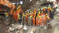 Four Storey Building Collapsed In Delhi