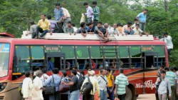 Woman Meet With Accident In Murshidabad