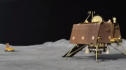 Rover Named Pragnan Is Really Functioned On The Lunar Surface