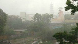 Heavy Rainfal Warning On North Bengal And South Bengal Districts