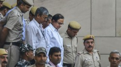A Retired Iaf Officer Suicide After Blaming P Chidambaram For Downgrading Indian Economy