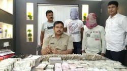 Illegal Currency Of 55 Lacs Recovered In Malda