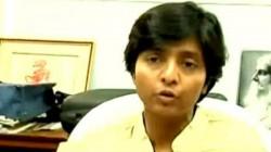 Ips Damayanti Sen Back To Kolkata Police Top Rank