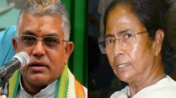 Dilip Ghosh Criticises Mamata Banerjee For Her Announce On Pay Commission