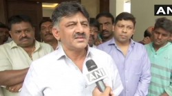 Congress Leader Dk Shivakumar Arrested In Money Laundering Case By Ed