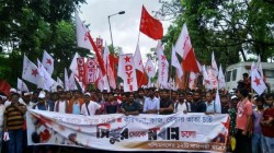 Left Front To March To Nabanna From Singur In Protest Against Tmc Govt