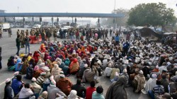 Farmers Are Slated To Enter The National Capital Delhi