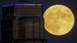 Harvest Moon Tonight On Friday 13 Know Timing And Effect