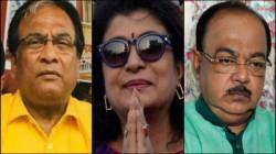 Debashree Roy Controversy Snowballing On Bjp War Of Words Between Sovan And Jayprakash