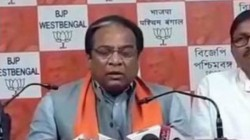 Bjp Bengal Vice President Jayprakash Majumdar Attacks Sovan Chatterjee