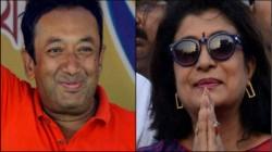 Bjp Leader Joy Banerjee Again Speaks In Favour Of Debashree Roy