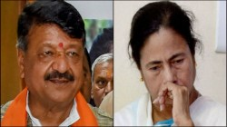 Bjp S Central Leader Kailash Vijayvargiya Claims Mamata Banerjee Has To Go To Jail For Corruption