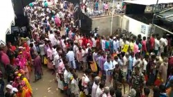 Rumour On Nrc In Kaliachak Area Stampede Like Situation Avoided