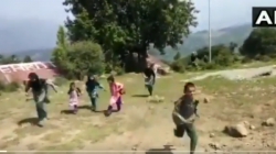 Indian Army Rescue Child Students Of Kashmir From Pakistani Attack