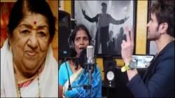 Himesh Reshmiya Defends Lata Mangeshkar For Her Comment On Ranu Mondal