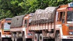 Sambalpur Rto Has Issued A Challan Of Rs 86 500 To A Truck Driver In Odisha