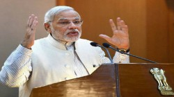 Pm Narendra Modi Claims Country Has Never Seen Such Rapid Development