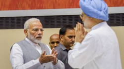 Manmohan Singh Gives Advices To Pm Narendra Modi To Develop Gdp