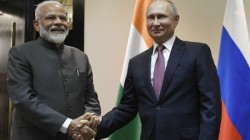 Pm Modi Will Visit Russia To Meet President Vladimir Putin