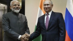 Russia Supplying Most Modern Weapons System To India Says Putin