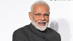 Tmc Mla Sabyasachi Dutta Worships Due To Pm Narendra Modi S Birthday