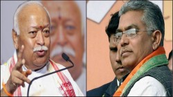 Rss Chief Mohan Bhagwat Questions To Dilip Ghosh Over Bjp S Game Plan