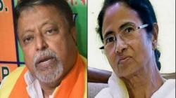 Bjp Leader Mukul Roy Threatens Police After Meeting Bengal Guv Jagdeep Dhankar On Babul Supriyo Case