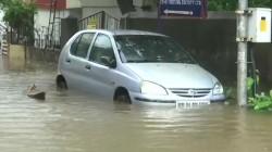 Heavy Rains Continue To Drench Mumbai